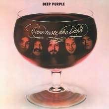 Deep Purple: Come Taste The Band (35th Anniversary Edition), 2 CDs