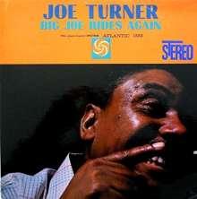 Joe Turner (Piano) (1907-1990): Big Joe Rides Again (Japan-Edition), CD