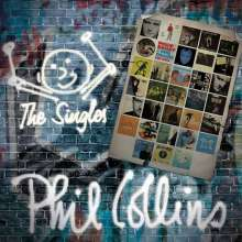 Phil Collins: The Singles (180g), 4 LPs
