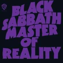 Black Sabbath: Master Of Reality, CD