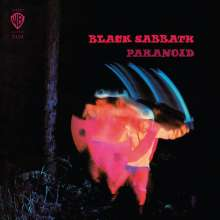Black Sabbath: Paranoid (remastered), LP