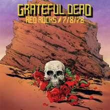 Grateful Dead: Red Rocks  7/8/78 (HDCD), 3 CDs
