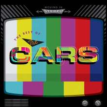The Cars: Moving In Stereo - The Best Of The Cars (remastered) (180g), 2 LPs