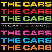 The Cars: The Elektra Years 1978-1987 (remastered) (180g) (Limited Edition) (Colored Vinyl), 6 LPs