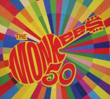The Monkees: 50, 3 CDs