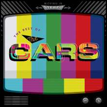 The Cars: Moving In Stereo: The Best Of The Cars, CD