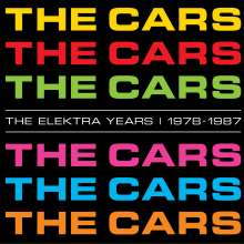 The Cars: The Elektra Years 1978-1987, 6 CDs