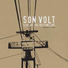 Son Volt: Live At The Bottom Line 2/12/96 (180g) (Limited-Edition), 2 LPs