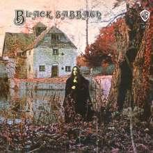 Black Sabbath: Black Sabbath (180g) (Standard-Edition), 2 LPs