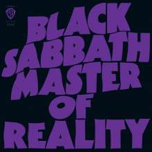 Black Sabbath: Master Of Reality (180g), 2 LPs