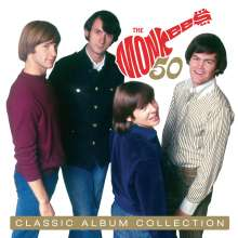 The Monkees: Classic Album Collection, 10 CDs