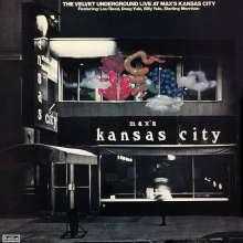 The Velvet Underground: Live At Max's Kansas City 1970 (2015 remastered) (180g), 2 LPs