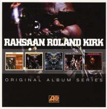 Rahsaan Roland Kirk (1936-1977): Original Album Series, 5 CDs