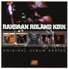 Rahsaan Roland Kirk (1936-1977): Original Album Series, 5 CDs