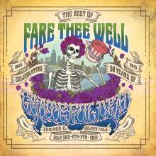 Grateful Dead: Fare Thee Well (Live Best Of), 2 CDs