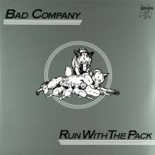 Bad Company: Run With The Pack (remastered) (180g) (Deluxe-Edition), 2 LPs