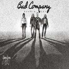 Bad Company: Burnin' Sky (Deluxe-Edition), 2 CDs