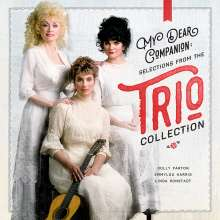 Dolly Parton, Linda Ronstadt & Emmylou Harris: My Dear Companion: Selections From The Trio Collection, CD