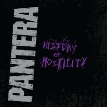 Pantera: History Of Hostility, CD
