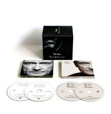 Phil Collins: Take A Look At Me Now... (Collector's Edition), 4 CDs