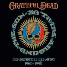 Grateful Dead: 30 Trips Around The Sun - The Definitive Live Story (1965 - 1995) (HDCD), 4 CDs