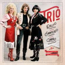 Dolly Parton, Linda Ronstadt & Emmylou Harris: The Complete Trio Collection, 3 CDs