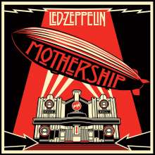 Led Zeppelin: Mothership (remastered) (180g), 4 LPs