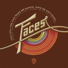 Faces: 1970 - 1975: You Can Make Me Dance, Sing Or Anything, 5 CDs