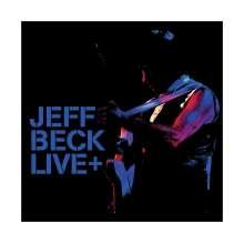 Jeff Beck: Live +, 2 LPs