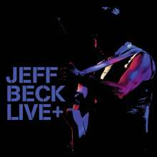 Jeff Beck: Live +, CD