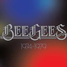 Bee Gees: 1974-1979, 5 CDs