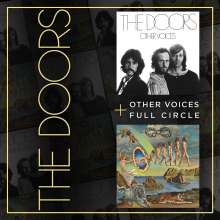 The Doors: Other Voices / Full Circle, 2 CDs