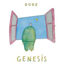 Genesis: Duke  (2007 Digital Remaster And Stereo Mix), CD