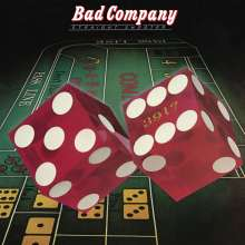 Bad Company: Straight Shooter (remastered) (180g) (Limited Deluxe Edition), 2 LPs