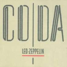 Led Zeppelin: Coda (Reissue) (Digisleeve), CD