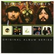 Seals & Crofts: Original Album Series, 5 CDs