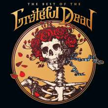 Grateful Dead: The Best Of The Grateful Dead, 2 CDs