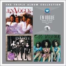En Vogue: The Triple Album Collection, 3 CDs