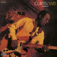 Curtis Mayfield: Curtis/Live!, CD