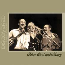 Peter, Paul & Mary: Discovered: Live In Concert, CD