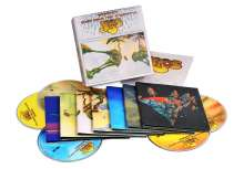 Yes: Progeny: Seven Shows From Seventy-Two (Limited Box-Set), 14 CDs