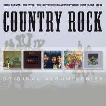 Country Rock: Original Album Series, 5 CDs