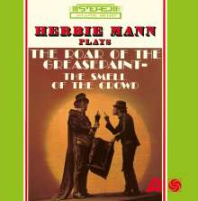 Herbie Mann (1930-2003): The Roar Of The Greasepaint, The Smell Of The Crowd, CD