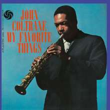 John Coltrane (1926-1967): My Favorite Things, CD