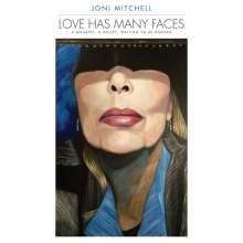 Joni Mitchell: Love Has Many Faces: A Quartet, A Ballet, Waiting To Be Danced, 4 CDs