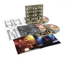 Led Zeppelin: Physical Graffiti: 2015 Reissue (40th Anniversary Edition) (Deluxe Edition), 3 CDs
