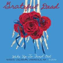 Grateful Dead: Wake Up To Find Out: Nassau Coliseum, Uniondale, NY 3/29/1990, 3 CDs