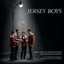 Filmmusik: Jersey Boys, CD