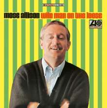 Mose Allison (1927-2016): Wild Man On The Loose, CD
