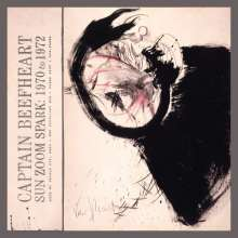 Captain Beefheart: Sun, Zoom, Spark: 1970 To 1972 (180g) (Limited-Edition), 4 LPs
